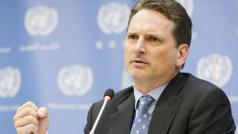 foto van UNRWA commissaris-generaal, Pierre Krähenbühl